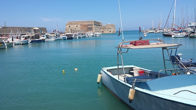 heraklion haven